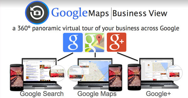 What Can A Google Business View 360 Tour Do For Your Business?